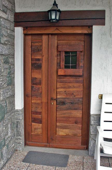 L espr dou boque di romagnoli alessandro falegname - Restauro porte interne ...